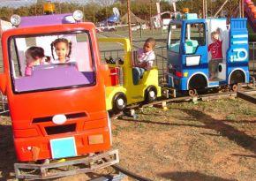 Children will have fun in the 'Kids Zone'