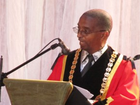 Kouga's Executive Mayor, Booi Koerat