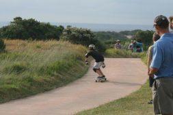 skateboading
