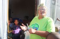 madiba dy handing out sweets at safe house 019