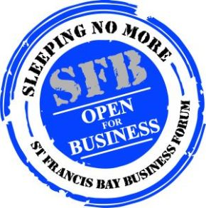 St Francis Bay Business Forum logo