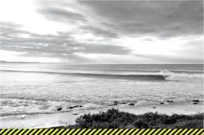 The perfect waves at Jeffreys Bay will host the Hurley SA Junior Champs for the first time in the 16 year history of the event from 3-7 October 2012.  Photo: Hurley
