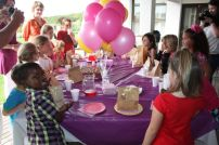 kids party at links 003
