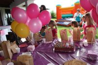kids party at links 013