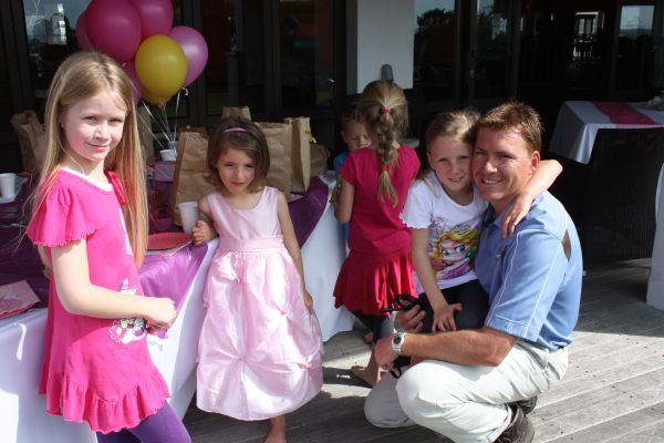 kids party at links 024