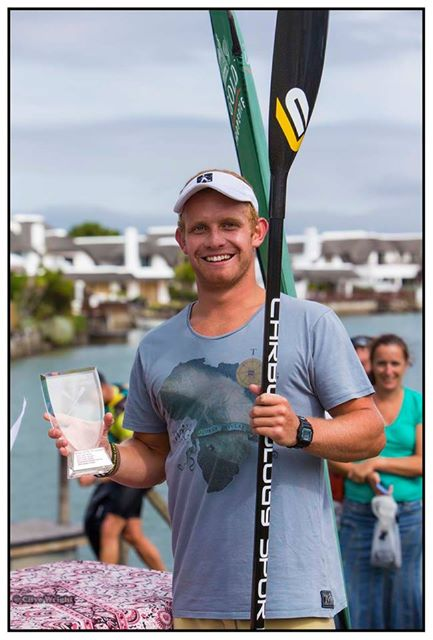 Luke Mcnish - King of the Kromme (River) in St Francis Bay