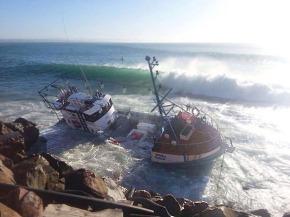 Sikelela chokka boat. Photo by Neil Jones