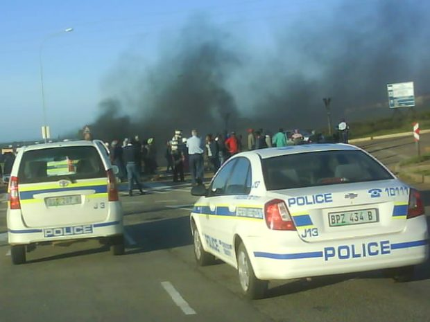service delivery protest1