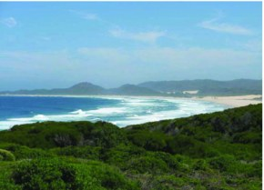 Thyspunt in the Eastern Cape is a proposed site for the a second nuclear power station to be built in South Africa