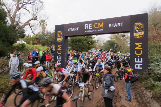 Riders in action during last year's RECM Knysna 200. An additional 50 entries have been made available for this year's edition of the three-day mountain bike race, which takes place along the Garden Route from 13 June . Photo: Julie-Ann Photography