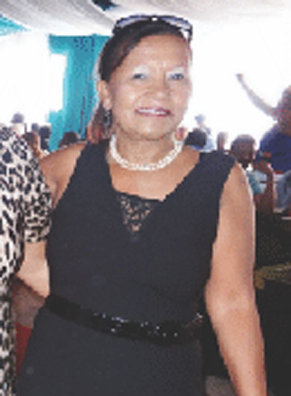 Kouga's first woman Executive Mayor, 2015, Daphne Kettledas