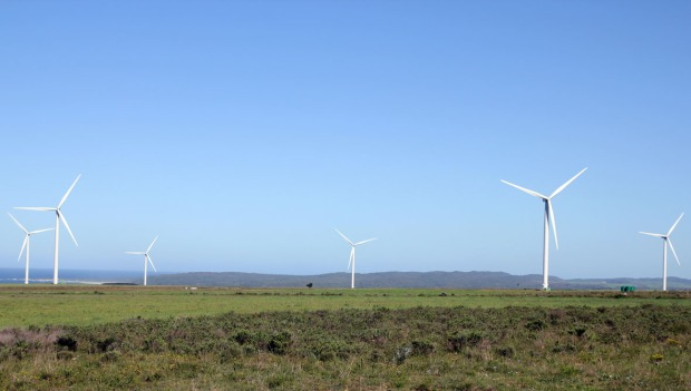 Kouga Wind Farm Turbines 1 lo